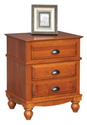 "Item #WAN-213 <b>Warrington Nightstand </b> 25""w x 19""d x 31""h"